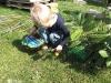 april - ostern, geburtstag und im saupark